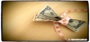 Frugal Travelaholics money tightening