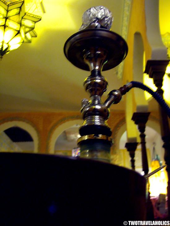 Hookah in Granada