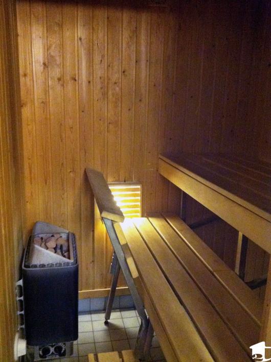 Sauna in Tampere