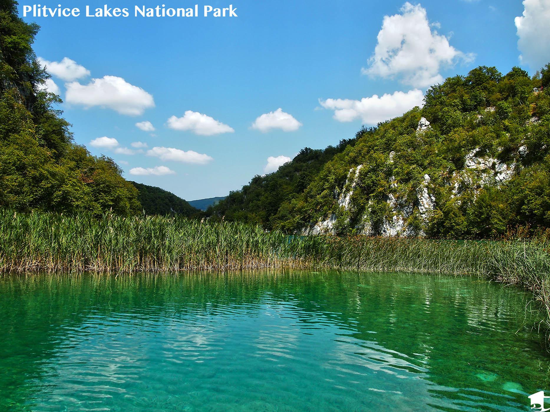 Plitvička Jezera virtual postcard