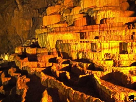 In the Škocjan Caves