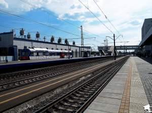 Vladimir Railway Station