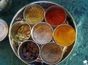 Spices for Indian Cooking