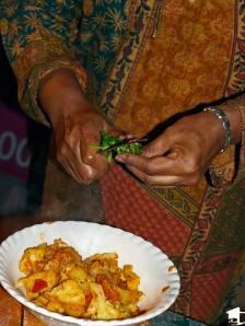 North Indian Mixed Veg Dish