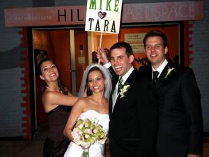 Mike and Tara's Wedding