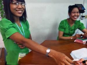 Polite Gestures in Myanmar