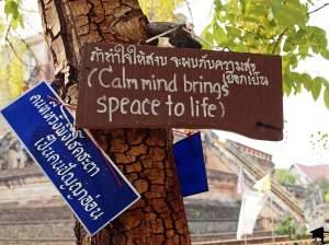 Proverbs at a Monastery