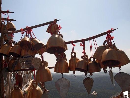 Bells Surrounding the Rock