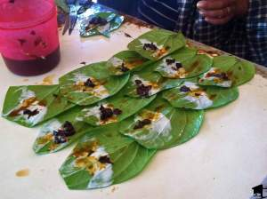 Paan in Myanmar