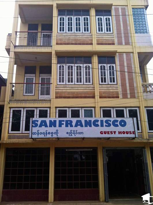 San Francisco Guesthouse