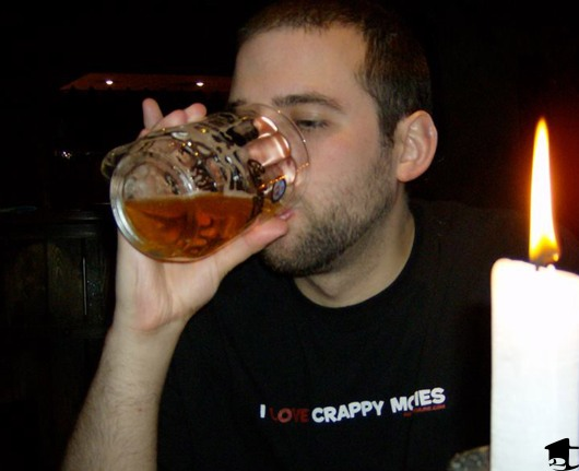 Delicious Czech beer