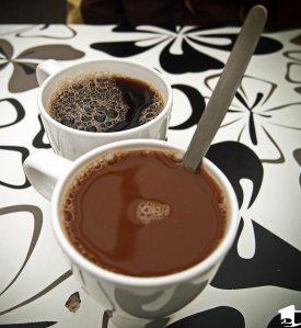 Coffee in Reykjavík, Iceland
