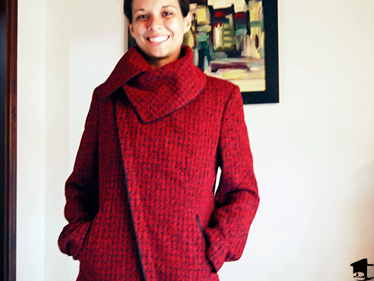 Tara's Winter Coat