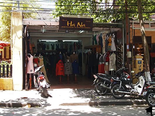 Ha Na Tailor Shop